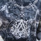 AFFLICTION ARCHAIC 3XL NEW BLACK Winged foil letters