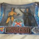 X MEN WOLVERINE MUTANT EVOLUTION OF X 47748 Boxed Twin Pack