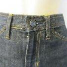 GAP JEANS DENIM SKIRT NEW  Medium Western Flair Sleek No Back Pockets*