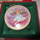 P BUCKLEY ANNA PERENNA ART ORNAMENT Blessed ANGEL Porcelain Germany