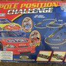 NASCAR Pole Position Challenge Elec Slot Car Racing Set 433-9018MAX TRAXX TECH
