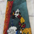 DISNEY MICKEY UNLIMITED  Tie Multi Color Mickey Mouse GOLF Pluto Donald Duck