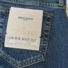 GAP JEANS STRETCH Low Rise Boot Cut Slightly Loose Women's Size 8 Regular NWT