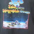 YES CONCERT TEE 2003 Tales From Topographic Ocean XL DeanHoweAndersonSquireWhite