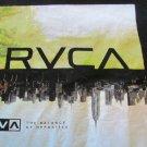 RVCA TEE SHIRT SMALL ARTIST NETWORK Skate Board BLACK The Balance of Opposites