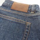 RALPH LAUREN JEANS GREEN LABEL 2P NEW Crop CLASSIC MID CALF