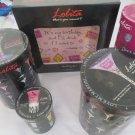 LOLITA GLASS PLATE MARTINI BIRTHDAY GIRL WINE Shot 5 Items Shopaholic Mommy's TO
