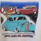 OLD CHEVYS NEVER DIE TEE White XL Car