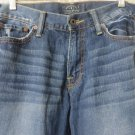 LUCKY BRAND JEANS 361 Vintage Straight Distress 31 x 30