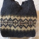 ABERCROMBIE & FITCH Reliable Outdoor Goods SWEATER LARGE THICK WOOL NICE!!!!