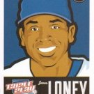 2012 Panini Triple Play #41 James Loney