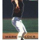 2001 Fleer Focus #101 Mark Mulder