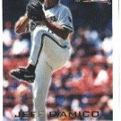 2001 Fleer Focus #75 Jeff D'Amico
