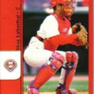 2002 Fleer Maximum #42 Mike Lieberthal