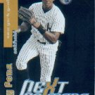 2000 Fleer Gamers #105 Wily Pena NG