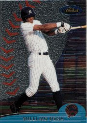 2000 Finest #97 Wily Pena