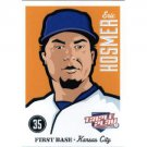 2012 Panini Triple Play #36 Eric Hosmer
