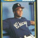 1991 Toys'R'Us Rookies #27 Frank Thomas