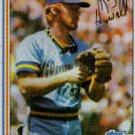 1982 Topps #68 Roy Howell