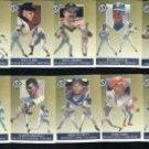 1991 FLEER ULTRA GOLD COMPLETE SET 10 CARDS