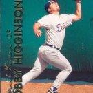 1999 Fleer Tradition #190 Bobby Higginson