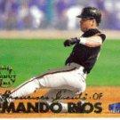 1999 Fleer Tradition #274 Armando Rios