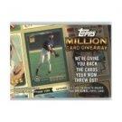 2010 Topps Million Card Giveaway Unredeemed #TMC4 Ichiro Suzuki