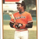 1987 Topps Glossy Send-Ins #12 Eddie Murray