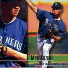 1995 Fleer #278 Mac Suzuki
