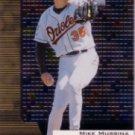 2000 Black Diamond #14 Mike Mussina