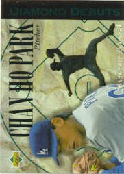 1994 Upper Deck Electric Diamond #520 Chan Ho Park