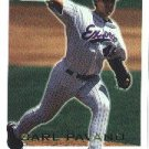 2001 Fleer Focus #149 Carl Pavano