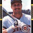 1987 Donruss #91 Lance Parrish