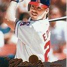 1996 Pinnacle #145 Jim Edmonds NAT