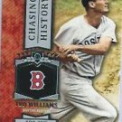 2013 Topps Chasing History #CH33 Ted Williams