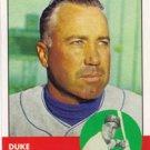 2011 Topps 60 Years of Topps #71 Duke Snider