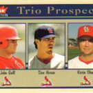 2004 Fleer Tradition #497 J.Gall RC/Haren/Ohme SP