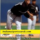 2008 Upper Deck First Edition #258 Lance Broadway (RC)