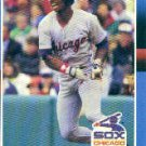 1988 Donruss 334 Ken Williams RC