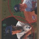 1999 Topps 216 Matt Burch/Seth Etheron RC/UER back Etherton RC