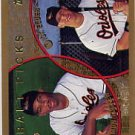 1999 Topps 217 Mamon Tucker RC/Rick Elder RC
