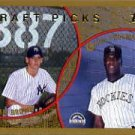 1999 Topps 219 Adam Brown/Choo Freeman RC