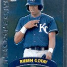 2002 Topps Chrome Traded #T138 Ruben Gotay