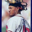 1994 Score #222 Francisco Cabrera