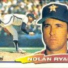 1988 Topps Big 29 Nolan Ryan