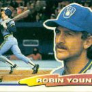 1988 Topps Big 66 Robin Yount