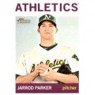 2013 Topps Heritage #108 Jarrod Parker