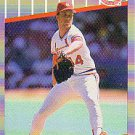 1989 Fleer Update #117 Cris Carpenter RC