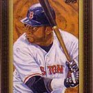 2008 Topps Dick Perez #WMDP4 David Ortiz