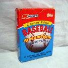 1989 Topps Baseball K-mart Dream Team Factory Set